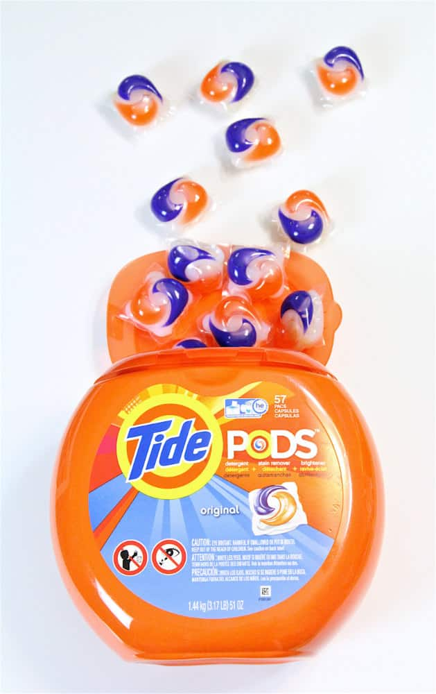 Teenagers all over have been uploading videos of themselves ingesting Tide Pods.