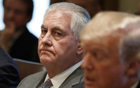 Rex Tillerson Ousted As Secretary of State