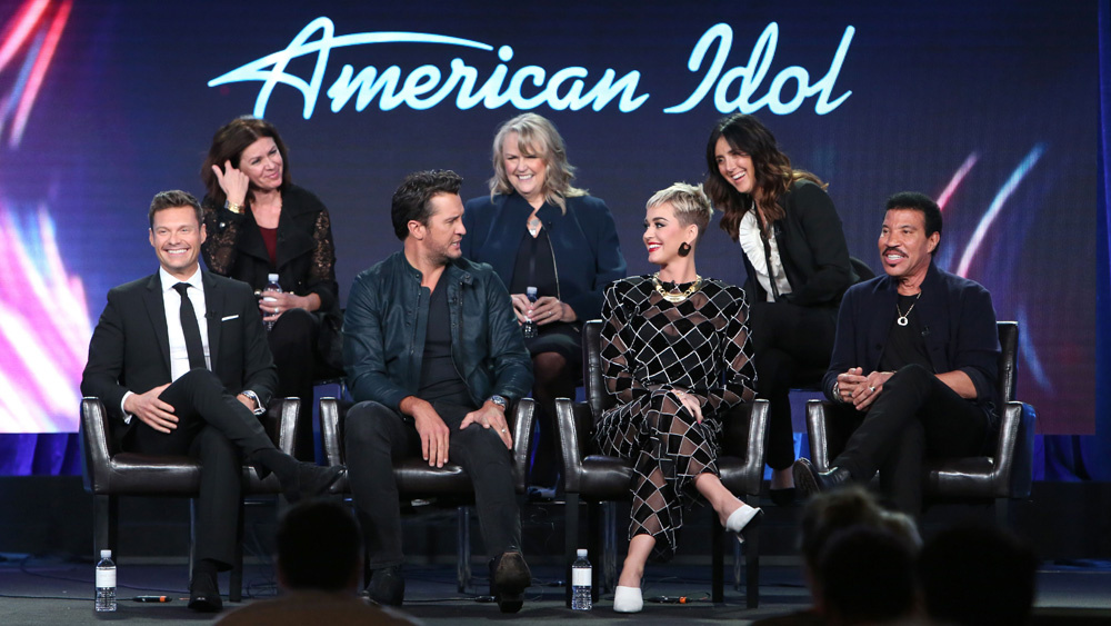 Cast of the reboot of American Idol
