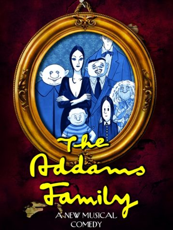 It's Creepy And It's Spooky, The Addams Musical