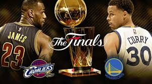 The Cleveland Cavaliers and the Golden State Warriors meet in the NBA finals for the fourth year in a row.