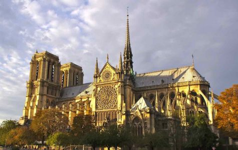 Notre Dame Cathedral Severely Damaged by Fire