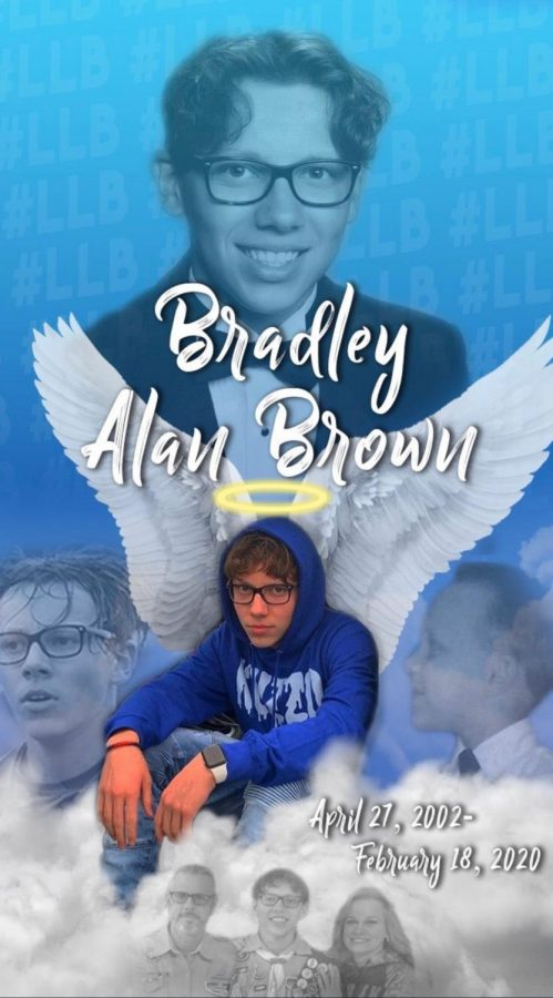 Remembering Bradley Alan Brown - April 27, 2002 - February 18, 2020